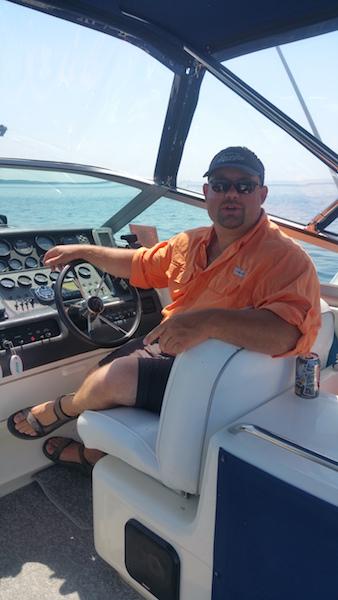 Capt. Don Mapes